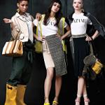 Harper's Bazaar March 2016: Lineisy Montero, Greta Varlese & Ruth Bell