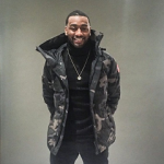 John Wall & Karl-Anthony Towns Outfitted In A Canada Goose 2016 NBA All-Star Limited Edition Parka