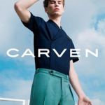 Advertisement: Sam Heijblom Fronts Carven Spring/Summer 2016 Campaign