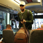 NBA Style: D'Angelo Russell Spotted In A KENZO Tiger Logo Pullover