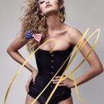 Gigi Hadid & Kayla Scott For CR Fashion Book Issue 8