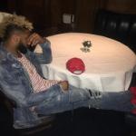 "Odell Beckham Jr. Wears An Amiri Destroyed Trucker Jacket, MX2 Jeans In Medium Indigo & Kanye West's x Louis Vuitton ""The Don"" Sneakers"
