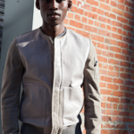Spring Bombers: Model Ola Morafa For V Man Magazine