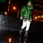 T.I. Wears Akoo, OFF-WHITE & Timberland 40th Anniversary 40 Below Super Boots