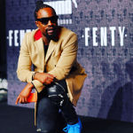 NYFW Style: Wale Styles In Givenchy, Saint Laurent & Puma