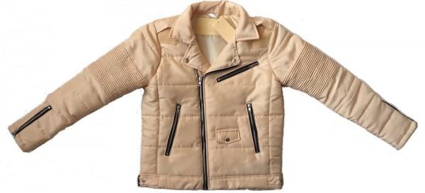 Arctic Premium Biker Puffer Jacket
