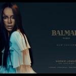 Campaign: Balmain's Spring/Summer 2016 Hair Couture Line