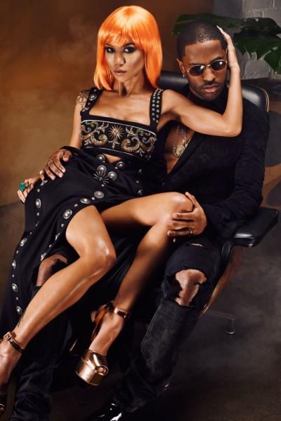 Big Sean & Jhené Aiko For Flaunt Magazine4