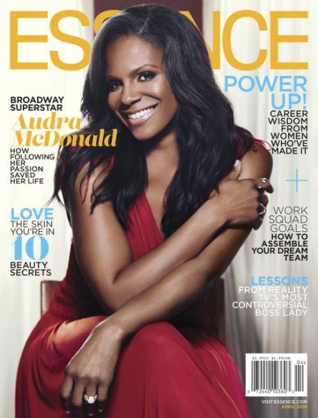 Broadway Legend Audra McDonald Covers ESSENCE Magazine 1