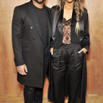 Paris Fashion Week: Ciara & Russell Wilson Attend The Givenchy Fall/Winter 2016 Show