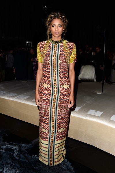 Ciara Attends The H&M Show1