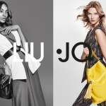 Full Advertisement: Karlie Kloss And Jourdan Dunn For Liu Jo's Spring/Summer 2016 Campaign