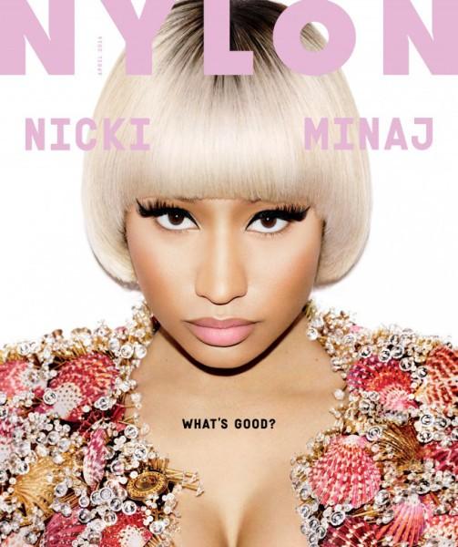 Nicki Minaj For Nylon Magazine April 2016 1