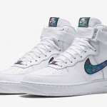 "Sneaker News: Nike Is Releasing An ""Iridescent"" Air Force 1 High"