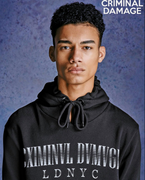 model reece king for criminal damage dmfashionbook