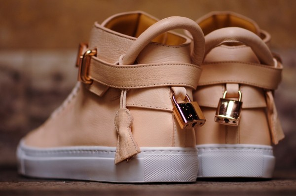 Ronnie Fieg for Buscemi 100MM 'Veg Ta Rose Gold'3