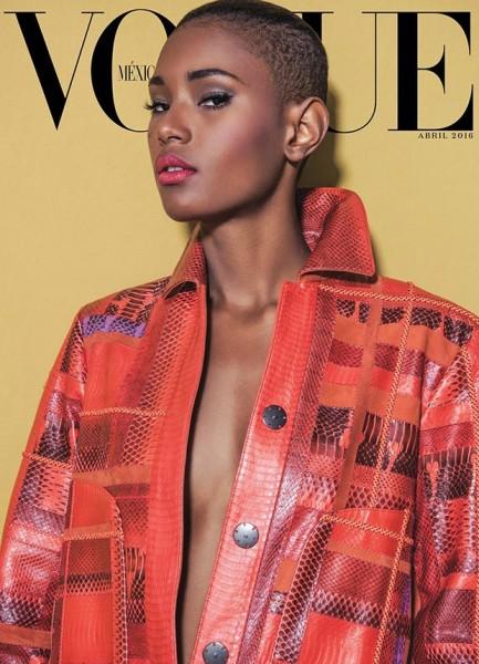 Ysaunny Brito For Vogue Mexico3