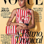 April 2016 Issue: Ysaunny Brito For Vogue Mexico