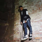 Diggy Simmons Outfitted In KHÅN Designus & Rick Owens