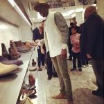 NBA Player Draymond Green Styles In Rag & Bone, Helmut Lang, Dior & Saint Laurent
