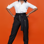 Style Icon & First Lady Michelle Obama For The Verge