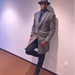 NBA Player Tristan Thompson Wears Saint Laurent SL/10H Classic Sneakers