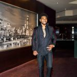 Braxton Miller In Philipp Plein For The 2016 NFL Draft; Talks Fashion & His Motivation
