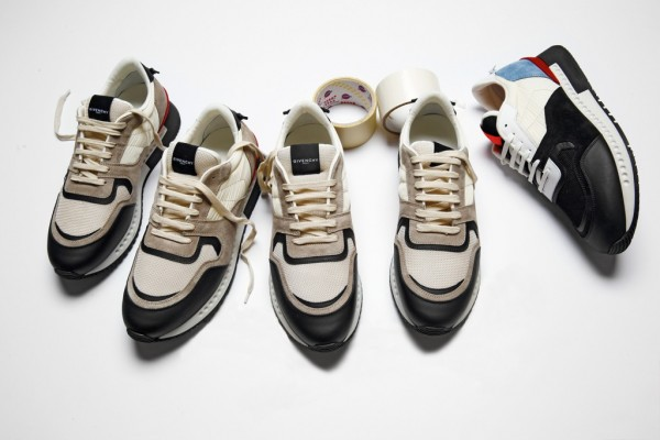 Givenchy Launches Active Line Runninng Sneakers1