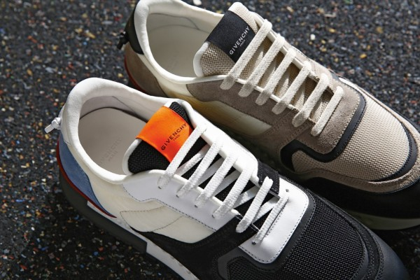 Givenchy Launches Active Line Runninng Sneakers2