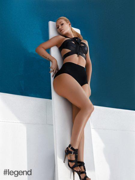 Iggy Azalea Covers Legend Magazine; Styles In Luxury Labels 2