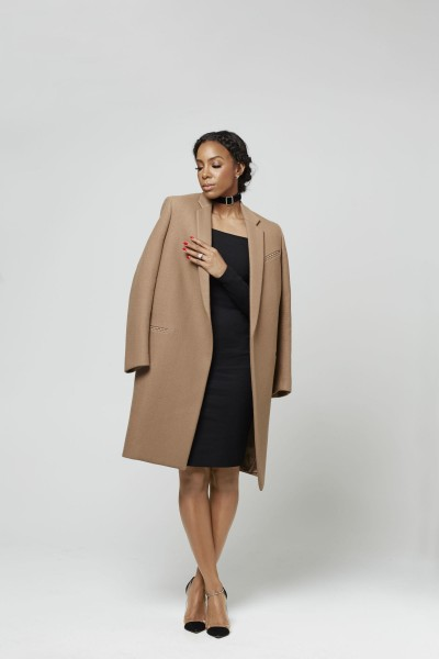 Kelly Rowland For ELLE Magazine 4