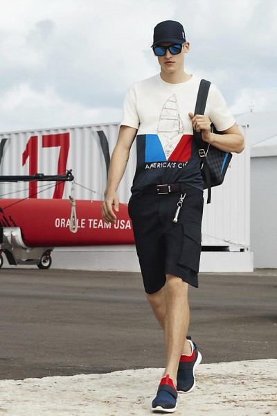 Louis Vuitton's Lifestyle Collection For America's Cup World Series2