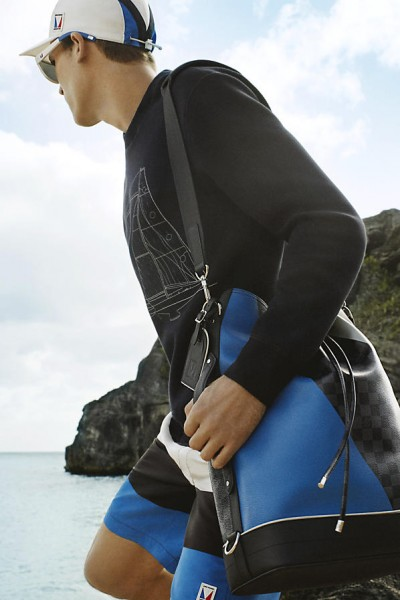 Louis Vuitton's Lifestyle Collection For America's Cup World Series3