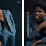 Model King For i-D Magazine's Spring 2016 Issue
