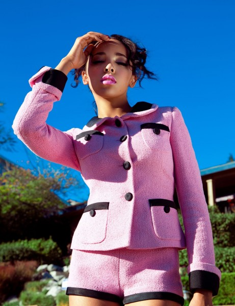 Tinashe For PAPER Magazine 1