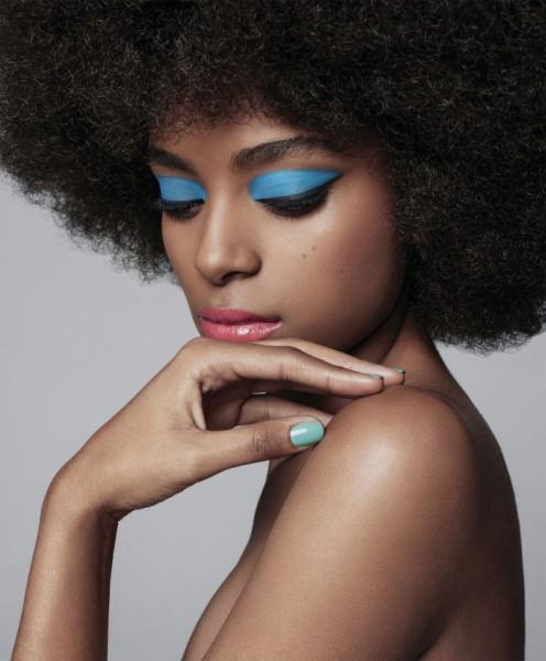 Ysaunny Brito, Cai Lee, & Alecia Morais For Harper's Bazaar1