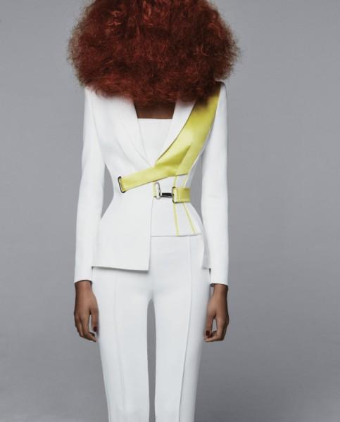 Ysaunny Brito, Cai Lee, & Alecia Morais For Harper's Bazaar5