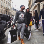 Fashion In Paris: Lil Durk Styles In Moncler & Timberland