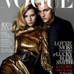 Lucky Blue Smith Covers Vogue Paris May 2016 & DA MAN Style Magazine S/S 2016