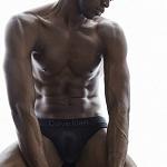 Model Kyle Umemba By Greg Vaughan