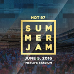 On Your Hot 97 Everyday, That's My Word: Summer Jam 2016 Stadium Stage Announced