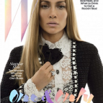 Jennifer Lopez Fronts W Magazine's May 2016 Issue; Styles In Chanel, Fendi, Belstaff, Giambattista Valli & More