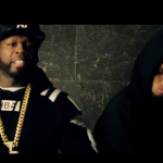 """50 Cent Wears Hood By Air & Maison Margiela In """"I'm The Man (Remix)"""" Ft. Chris Brown Visual"""