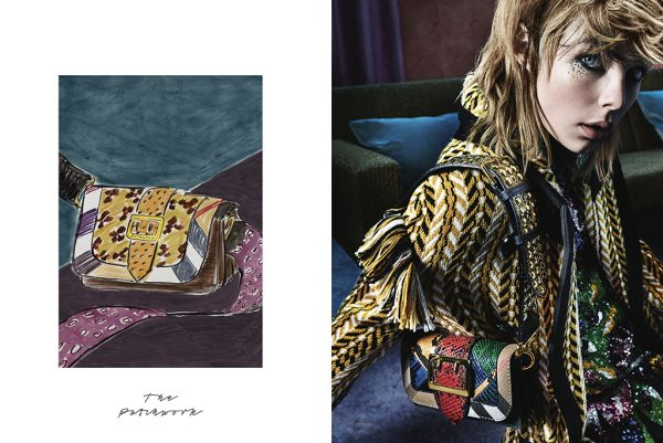 Burberry's Latest Campaign Embraces 1