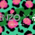 H&M's Collaboration With Kenzo Arrives Just Before The Winter 2016 Holidays