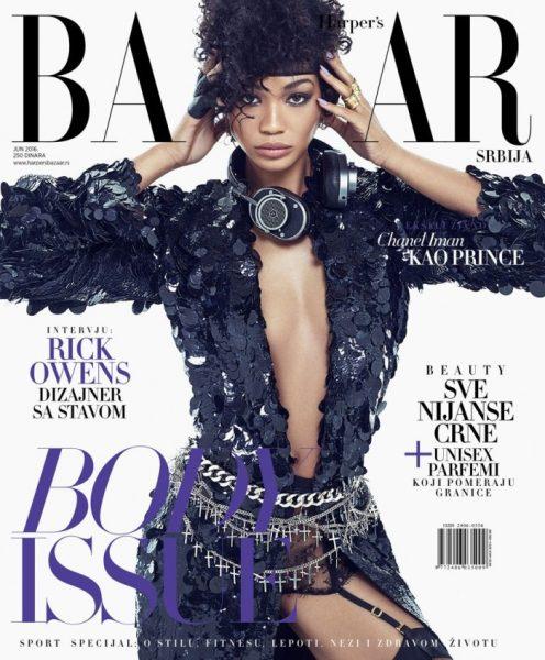 Harper's Bazaar June 2016 2