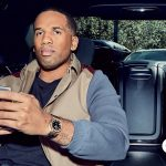 LeBron James' Childhood Friend & Business Manager Maverick Carter For GQ Style
