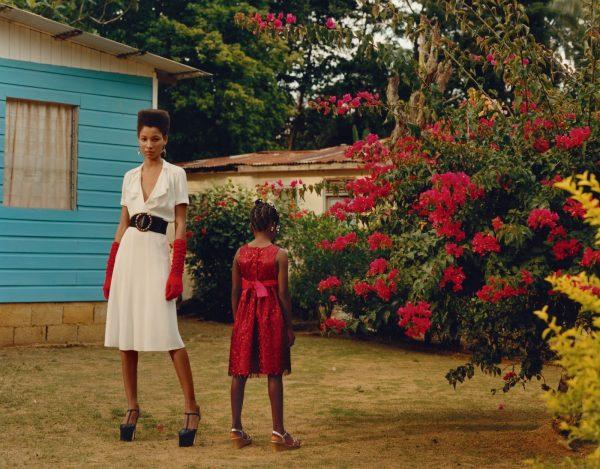 Models Lineisy Montero & Tami Williams For Vogue June 2016 8