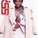 Celebrity Stylist Olori Swank For KISS Magazine Issue 6