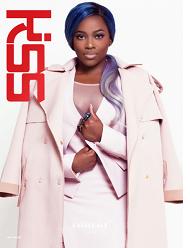 d734df27aa12 Celebrity Stylist Olori Swank For KISS Magazine Issue 6 ...
